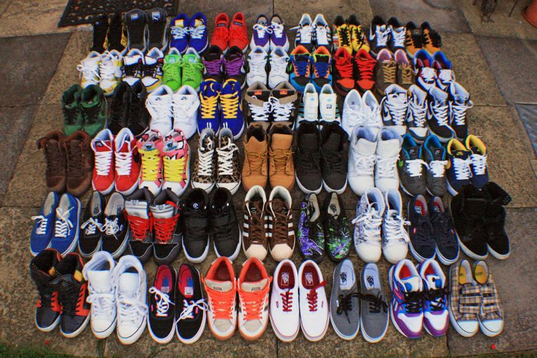 Sneakerhead Sells His Collection for an Apartment
