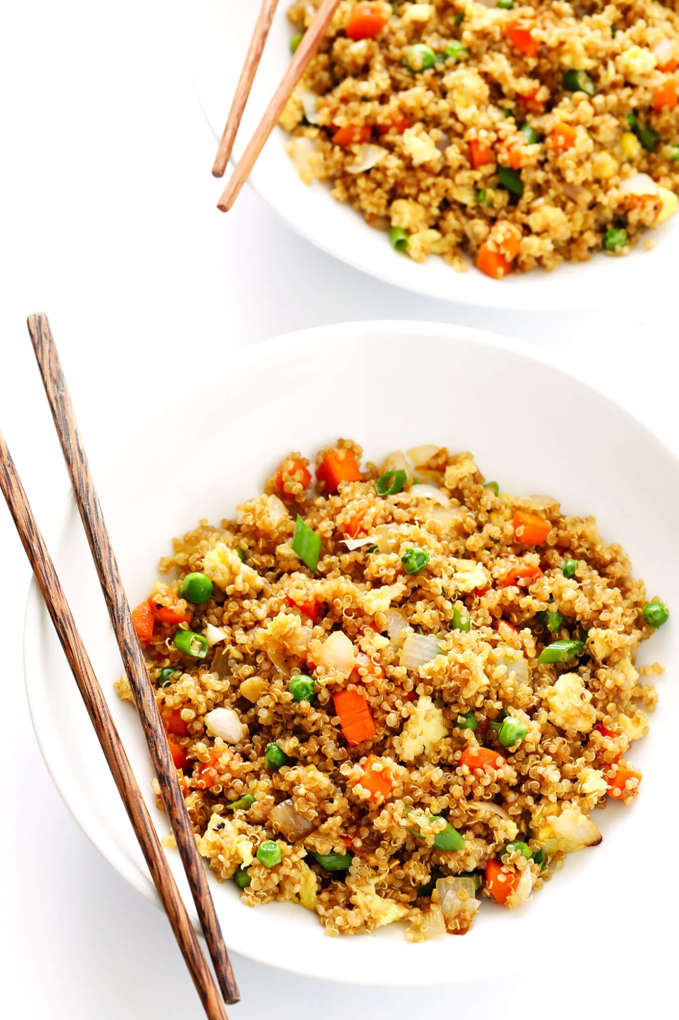 """Photo of Quinoa Fried """"Rice"""" 