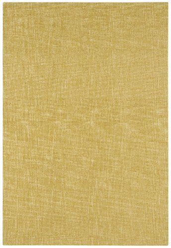 Teppich Wohnzimmer Carpet modernes Design TWEED NEUSEELAND UNI RUG - wohnzimmer orange beige