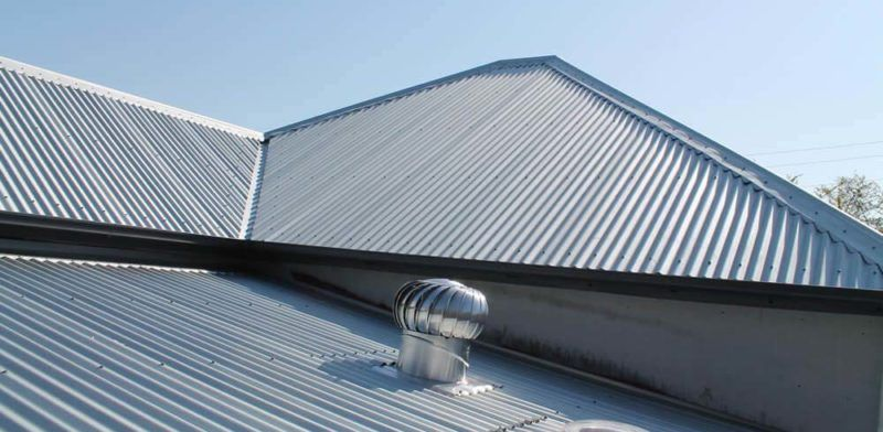 steel roofing solutions,