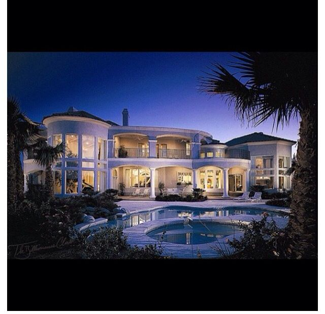 Design Your Own Luxury Home: Dream Mansion, Dream House Plans