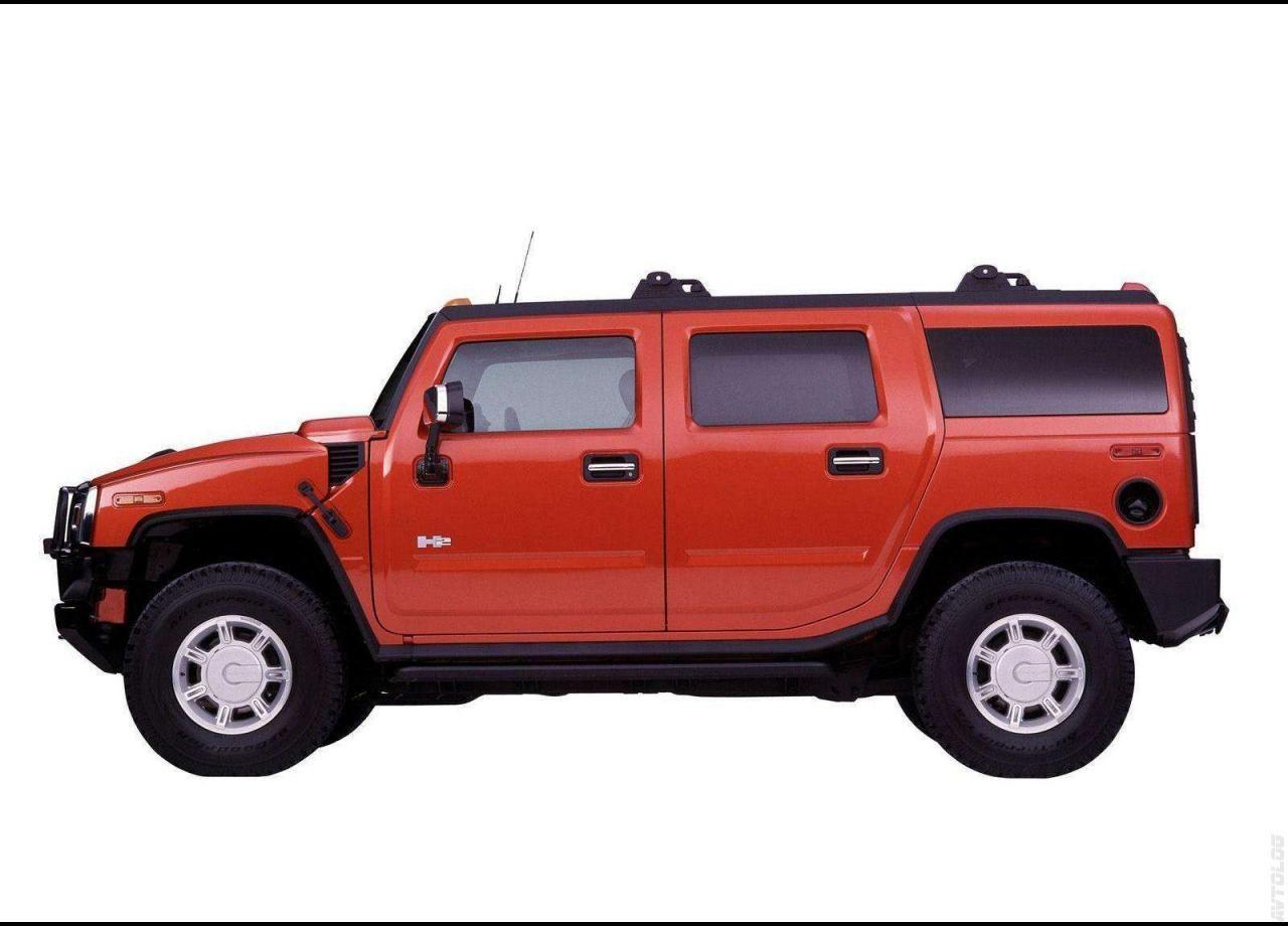 2003 Hummer H2 SUV Hummer h2, Hummer