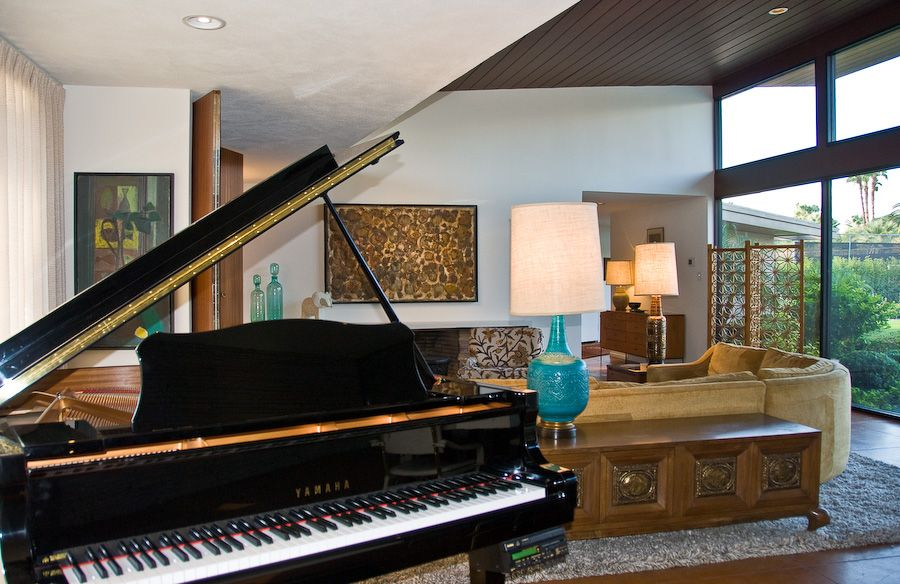 Home to Frank Sinatra, Palm Springs, CA