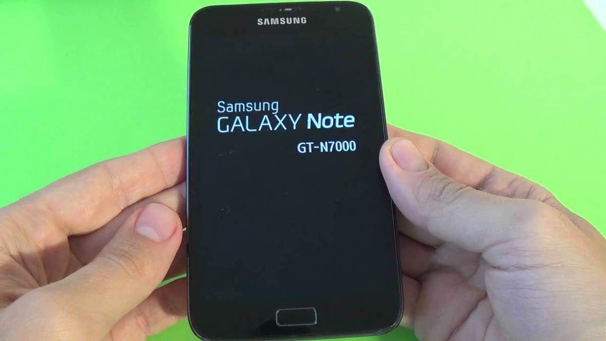 Stock Rom Samsung Galaxy Note (GT-N7000) (4 0 4) (N7000DXLR1