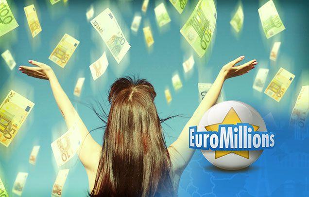 Celebrar en grande cuando se gane la loteria Euromillions online