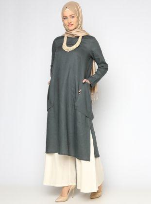 Modeles De Tuniques Islamiques Modanisa Com Moda Stilleri Ust Giyim Kiyafet