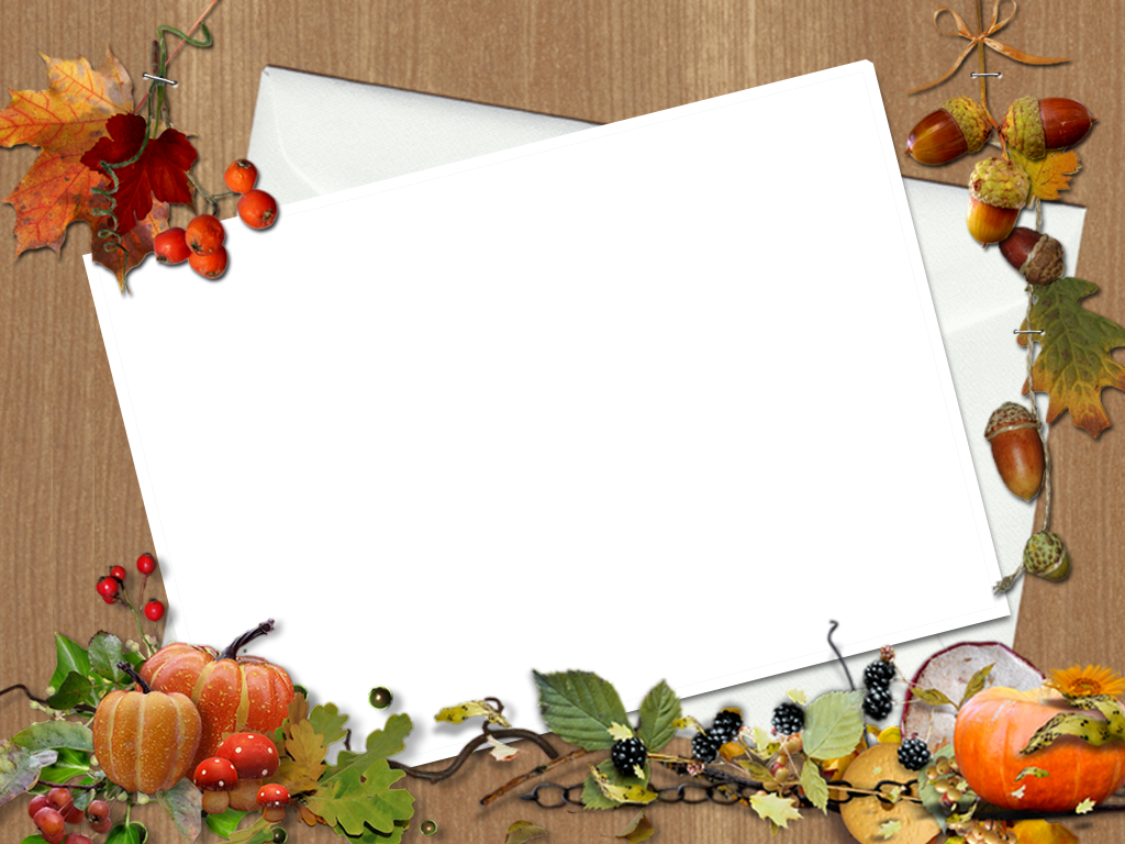 Autumn Frame Png Projects To Try Clip Art Frame