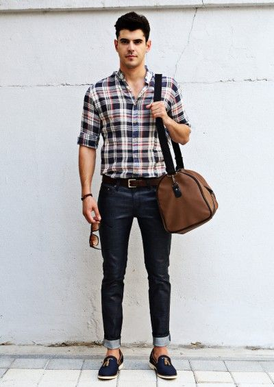 Men Casual Clothes Style Images