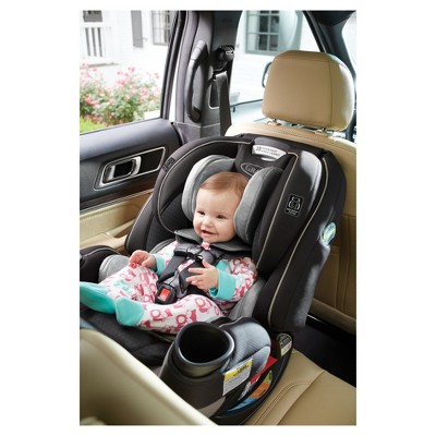 Graco 4ever Extend2fit All In One Convertible Car Seat Lexington Car Seats Baby Car Seats Convertible Car Seat