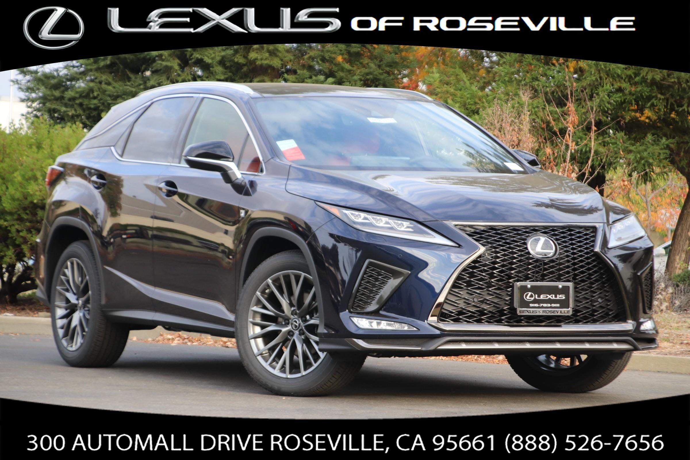 2020 Lexus Rx 350 F Sport Suv Engine in 2020 (With images