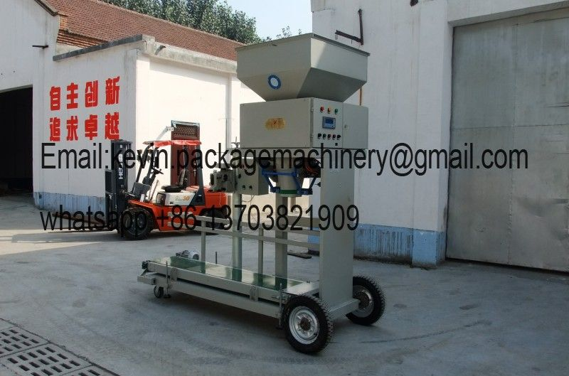 Trade Assurance 25kg 50kg 80kg Bag Automatic Packing Machine For