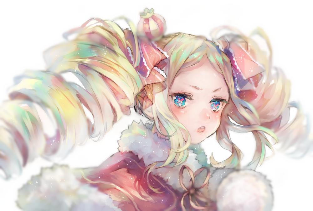 An Angelic Sight I Suppose Color Rezero Anime Animeart Art Artwork Animeartwork Animestyle Animecharacters Be Anime Anime Artwork Anime Wallpaper