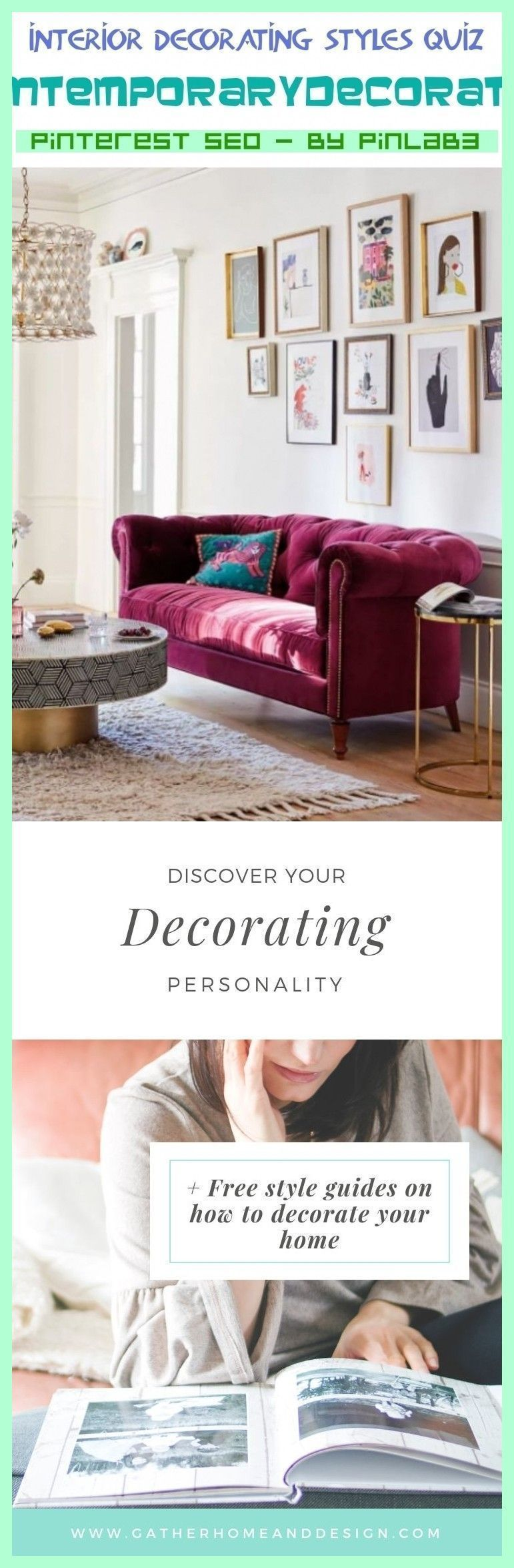 Eclectic Decor Interior Decorating Styles Interior Decorating Styles Quiz I In 2020 Interior Decorating Styles Decorating Styles Quiz Interior Design Styles