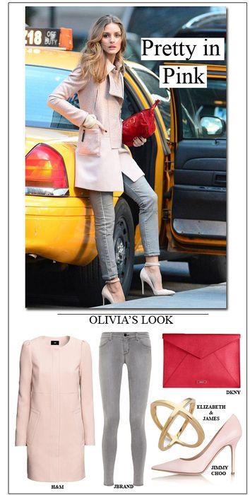 Olivia's Lookbook – Pretty in Pink