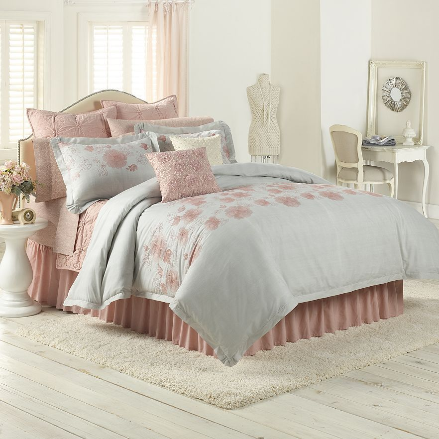 House Lc Lauren Conrad For Kohl S Hannah Bedding Collection