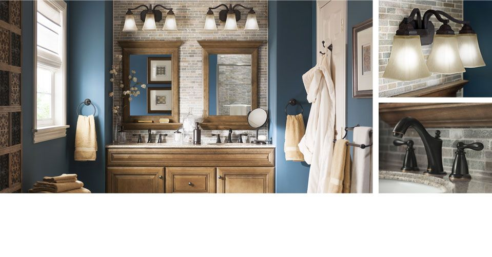 bathroom ideas and collections lowescom ballantyne collection httpwww - Lowes Bathroom Design Ideas