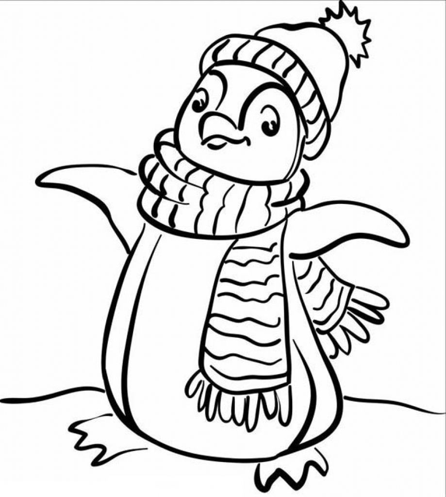 good winter coloring pages free 99 for coloring print with winter coloring pages free - Winter Coloring Page
