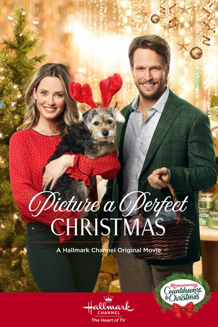 Picture a Perfect Christmas - a Hallmark Channel Countdown to Christmas Movie starring Merritt Patterson and Jon Cor!