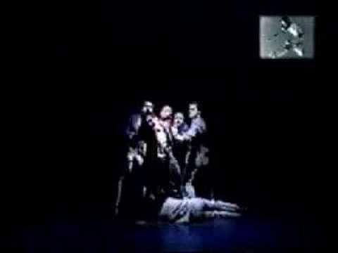 Los 7 Locos, Primera puesta en escena de teatro físico de Yamil Ostrovsky 1997