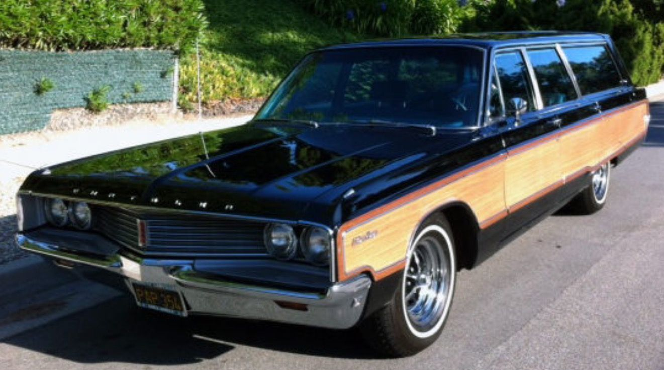 1968 Chrysler Town Country Station Wagon Cars Station Wagon