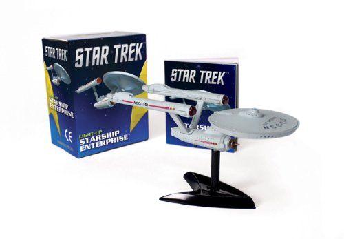 Star Trek: Light-Up Starship Enterprise by Chip Carter http://www.amazon.ca/dp/0762449896/ref=cm_sw_r_pi_dp_S6btub0HDQ7YN