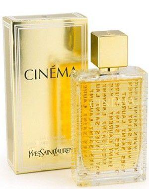 YVES SAINT LAURENT CINEMA | Perfume, Women perfume, Saint