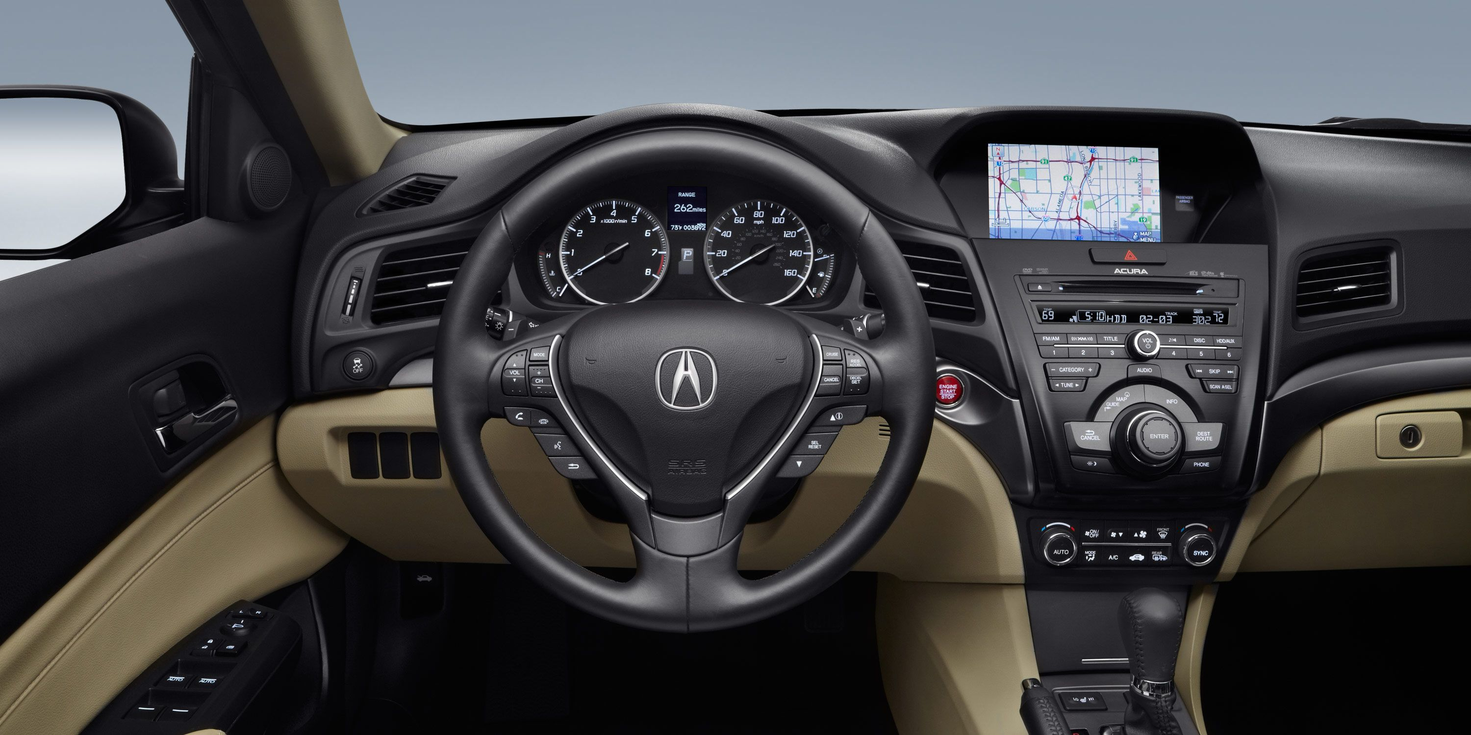 5 Speed Automatic With Technology Package And Parchment Interior Acura Ilx Acura Acura Tlx