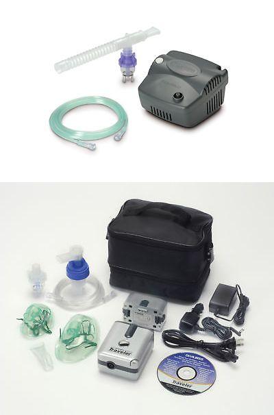 Inhalers And Nebulizers Drme 3655lt Pulmoneb Lt Compressor