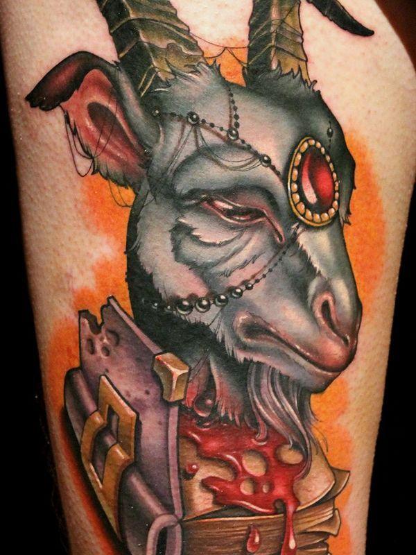 tattoo-journal | 30 WOW New School Tattoo Designs and ...