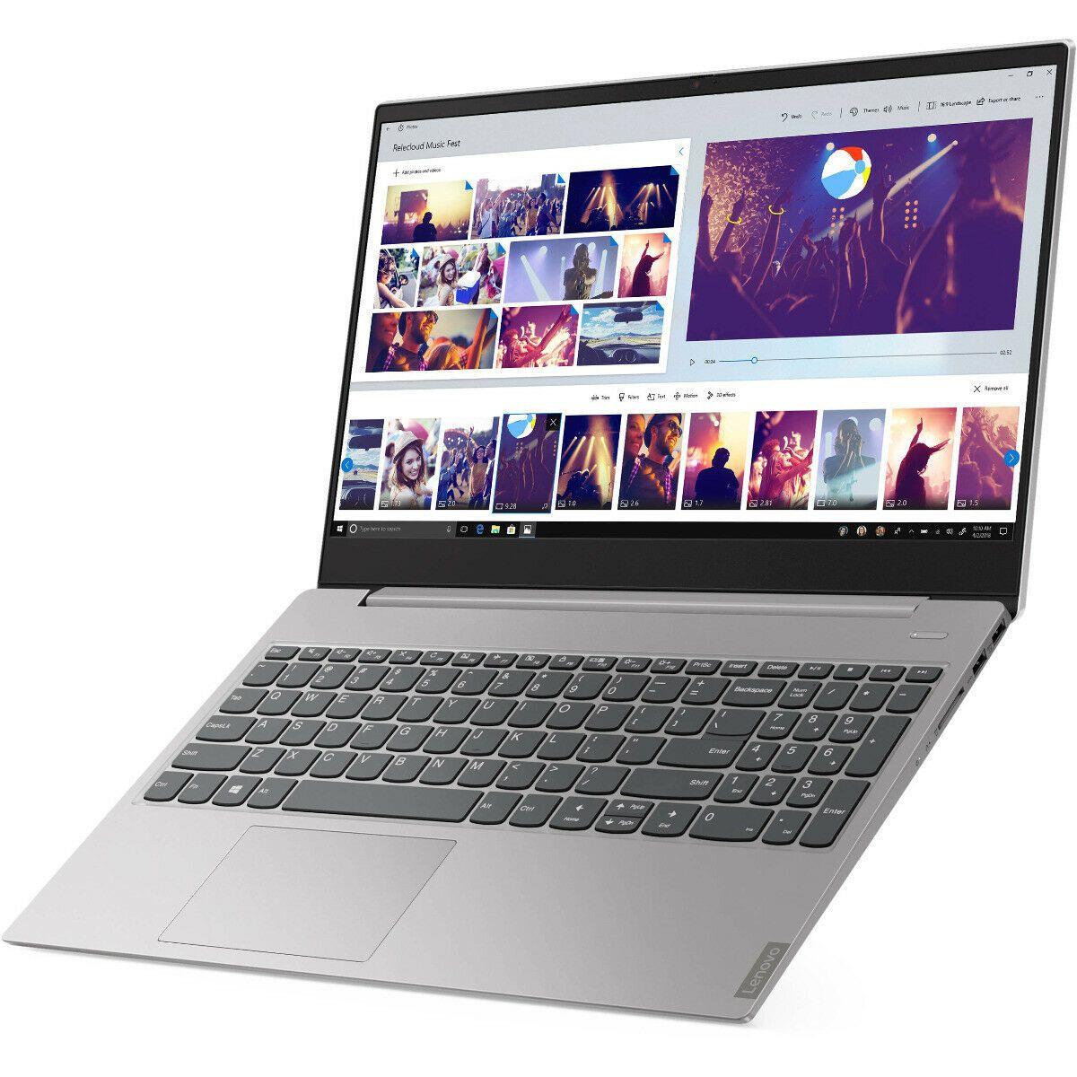 Portatil Lenovo Ideapad S340 15iwl Core I7 8gb 1tb Ssd Fullhd