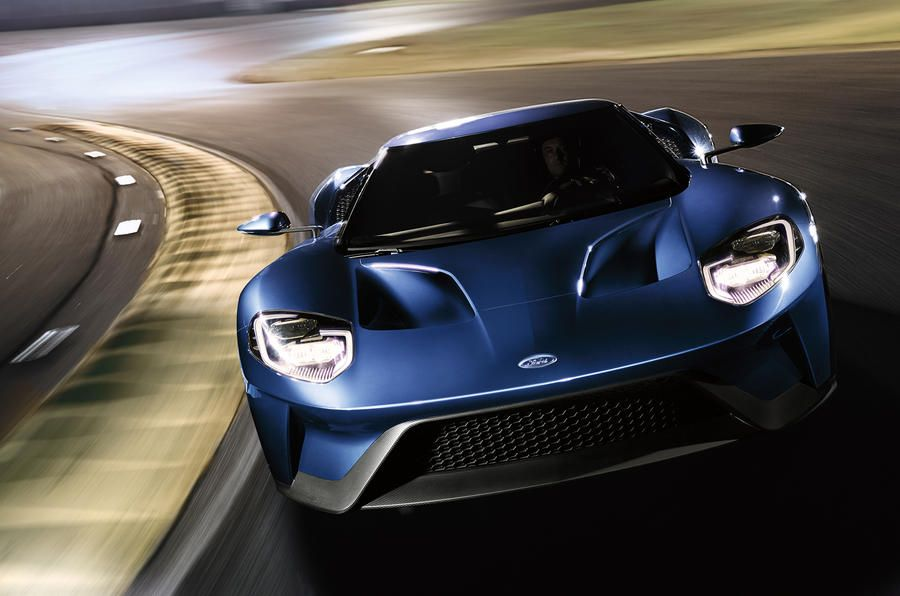 Ford Gt Advertised In Europe For 200k Over Retail Price Autocar Ford Gt Ford Sports Cars Car Ford
