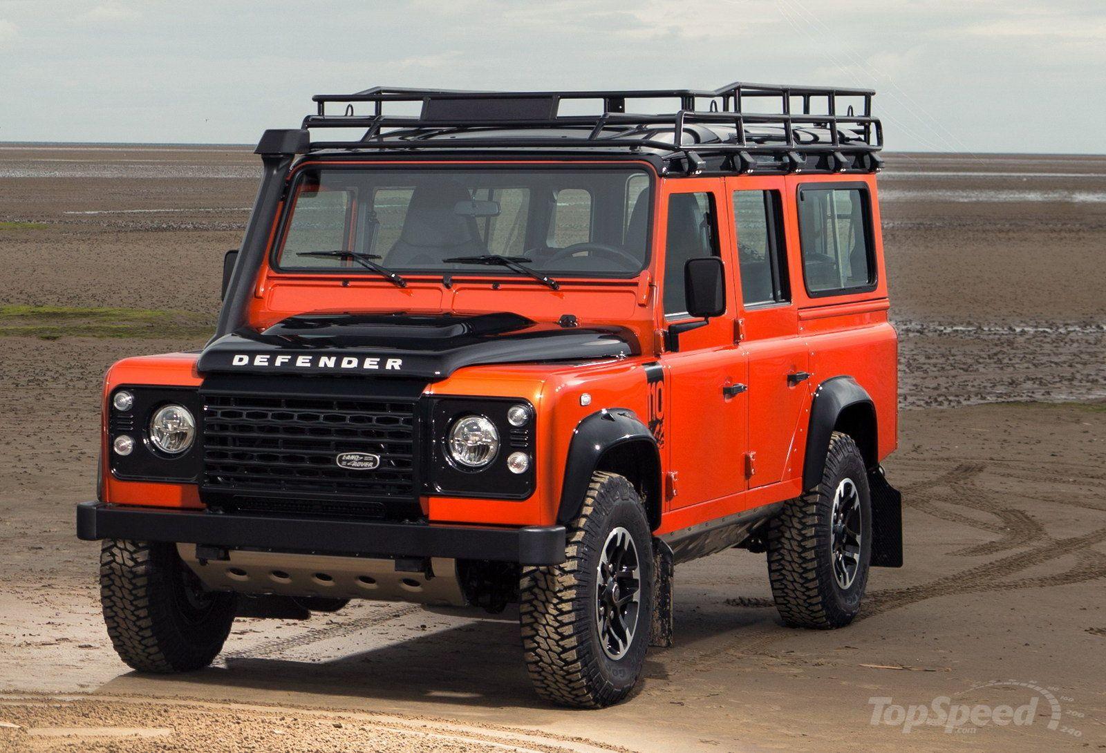 2015 Land Rover Defender Adventure Edition Gallery 609181