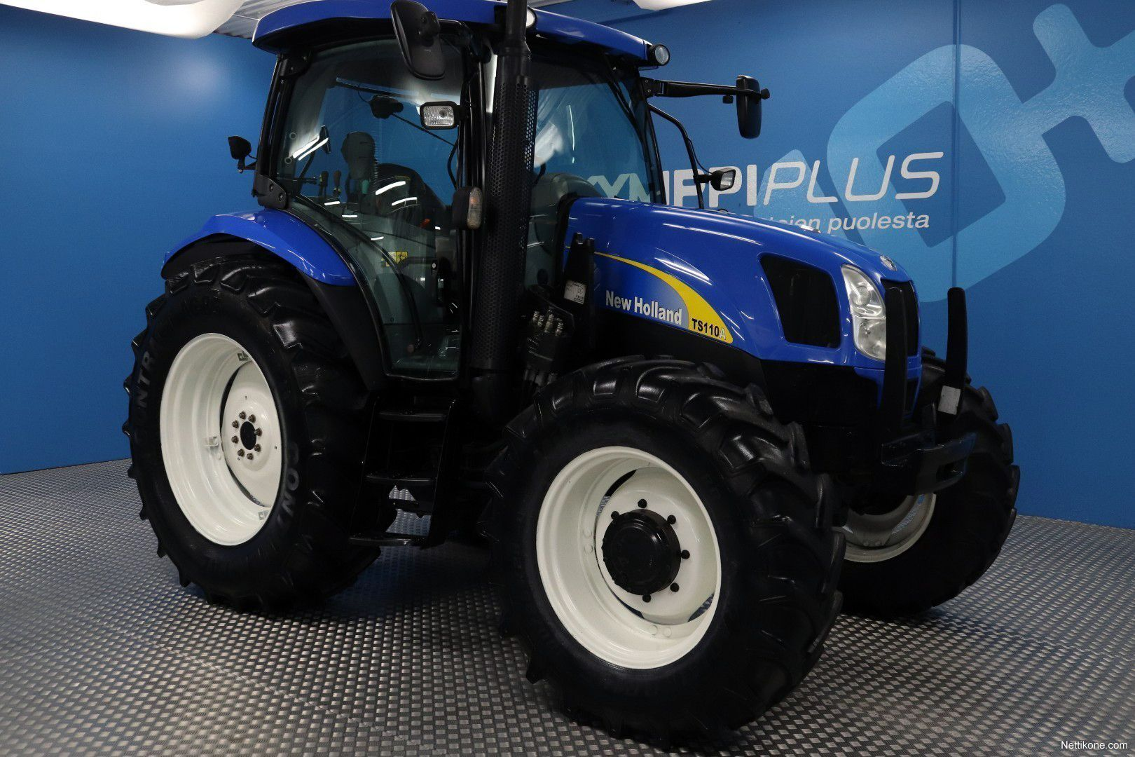 2005 New Holland TS110 | ☼ Tractor Mania ☼