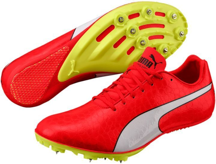 Puma evoSPEED Sprint 8 Men's Track Spikes | Running spikes ...