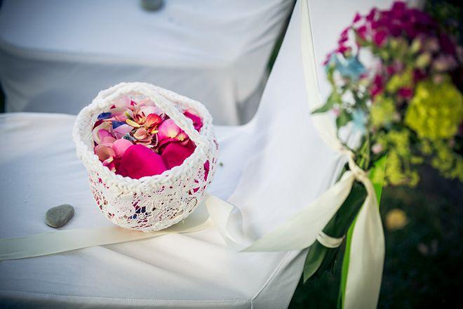 Korbchen Fur Blumenkinder Diy Hochzeitsblog Blumenkinder Hochzeit Aktionen Ideen Fur Die Hochzeit