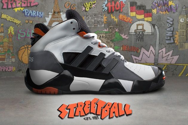 adidas Streetball 2 | Chaussure homme mode