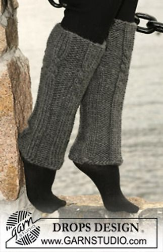 Ravelry 103 27 Legwarmers With Cables And Rib In Eskimo Pattern