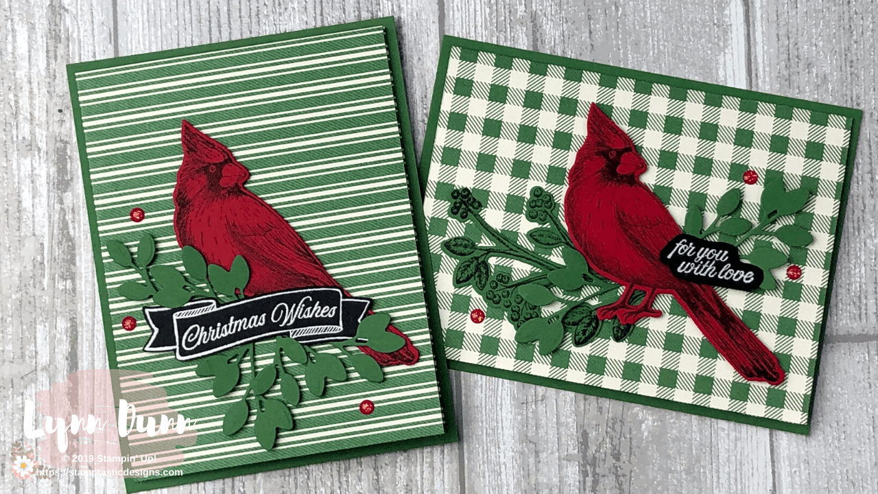 Photo of Christmas Gift Card Holders To Make Out of Patterned Paper | Lynn Dunn