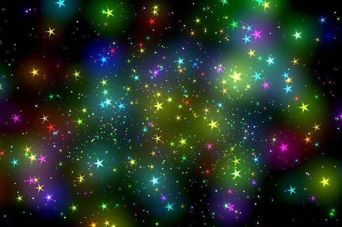 Gambar Bintang Di Langit Warna Warni Koleksi Gambar Bulan Dan Bintang Di Malam Hari Terindah Setiap Mata Yan Star Images 4k Abstract Wallpaper Live Wallpapers