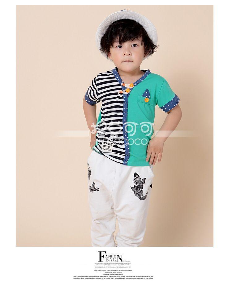 **ขายปลีกพร้อมส่ง** เสื้อผ้าเด็กขายปลีก เสื้อยืดเด็กสไตล์เกาหลี 2014 แบรนด์ Teemococo รับหน้าร้อน ลายคีย์บอร์ด แขนสั้น มี 5 สี ไซส์ 80,90,100,110 cm - ขายส่งเสื้อผ้าเด็ก เสื้อผ้าเด็กขายส่ง ชุดเด็กขายส่ง | MACAROONIES : Inspired by LnwShop.com  http://www.macaroonies.net/