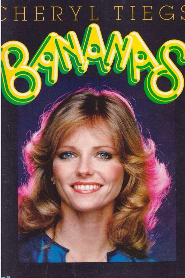 Cheryl Tiegs covers Bananas Magazine ( United States) 1979 ...