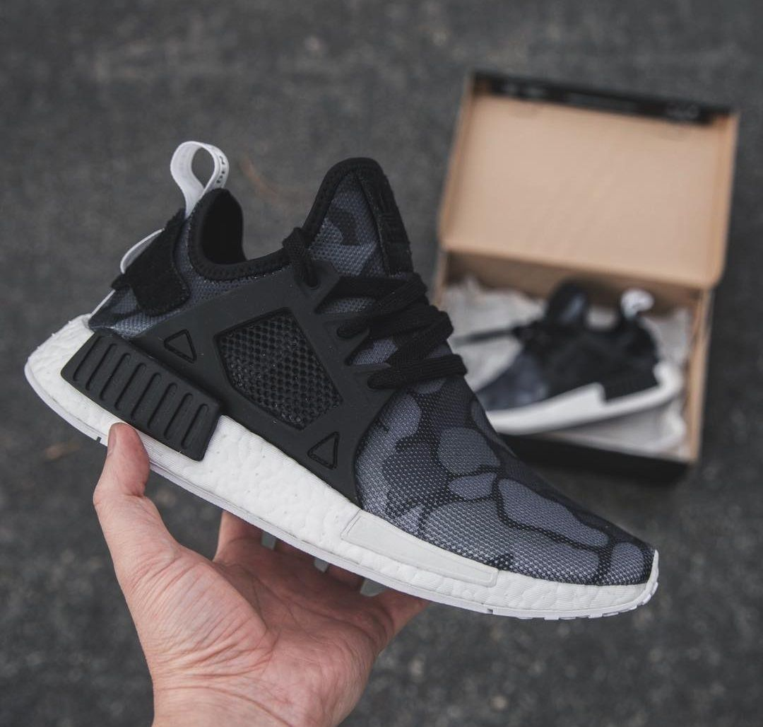 info for a2f73 ad481 Adidas Nmd Xr1 Triple Black Men S Shoes New Year Deals, Price   78.48 -  Adidas City Cup Shoes