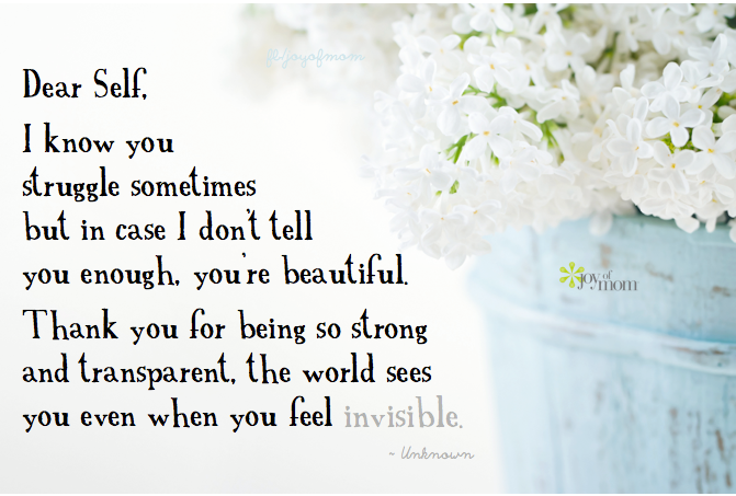 you are not invisible quotes - 671×453