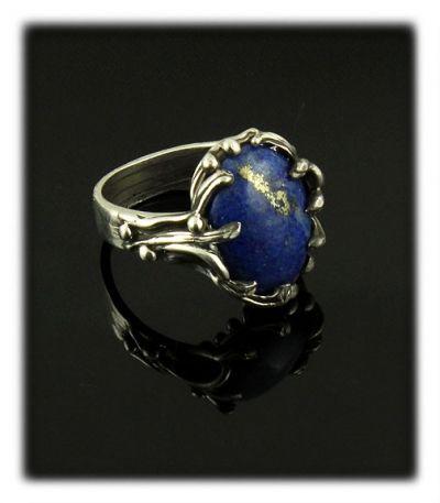 Lapis Lazuli Anillo de Nattarika