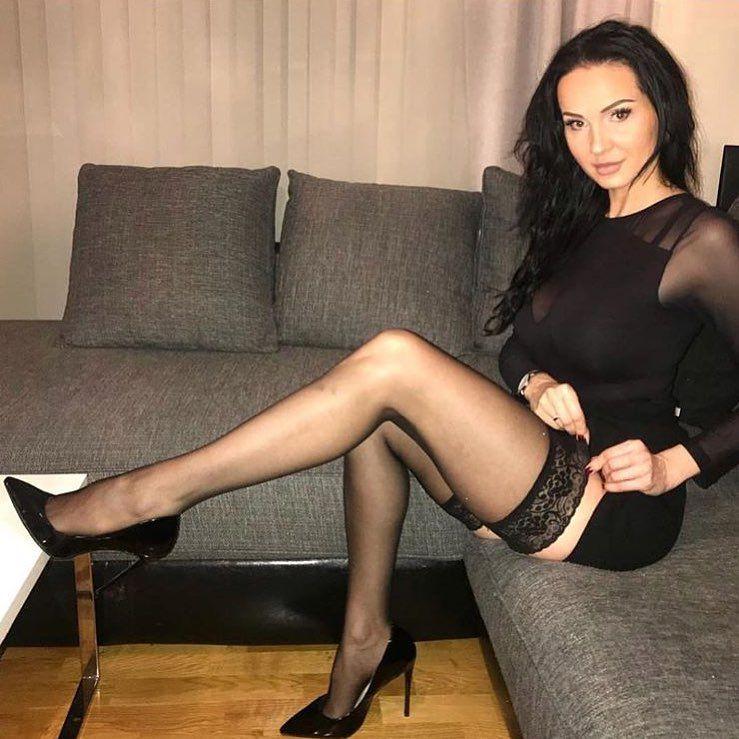 Belknap nude more stocking sex ladies doing