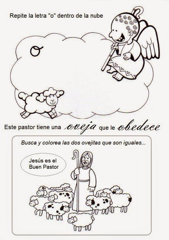 El Rincón de las Melli: Un ángel para cada letra (para colorear ...