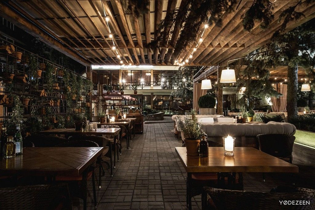 'Vino e cucina' creates a country estate atmosphere in the heart of the metropolis | Inspirationist