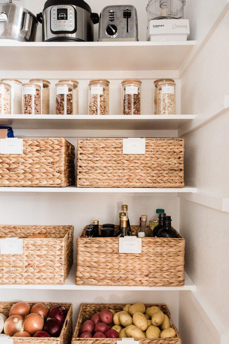Kitchen Organization Tips To Bookmark If You Have Zero Storage In