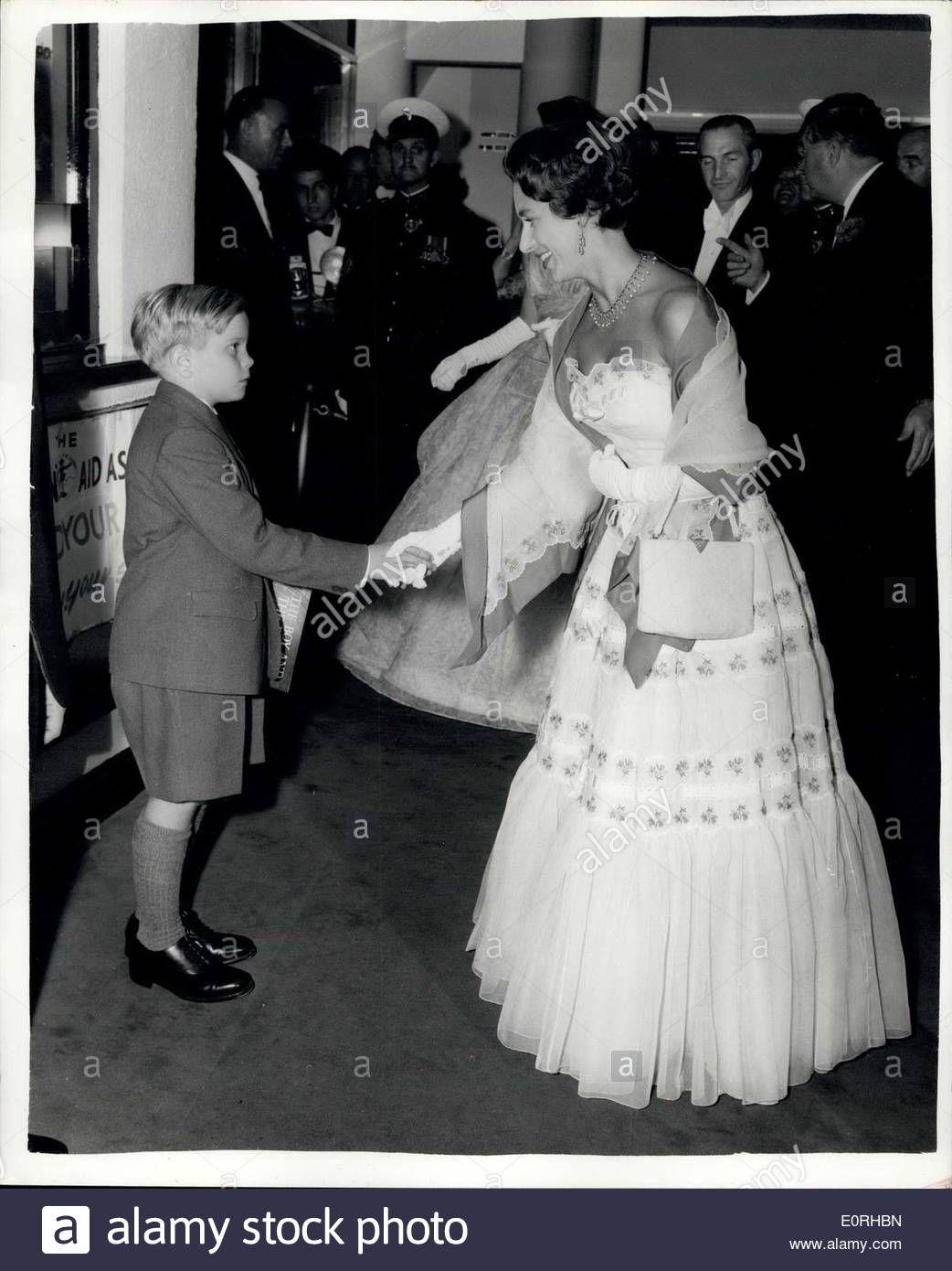 Download this stock image Jul. 22, 1959 Princess