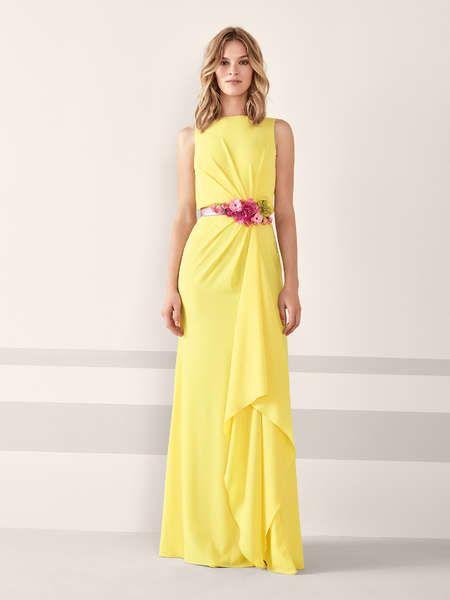 76cc058636 84 vestidos de fiesta  ¡diseños para despertar en todos admiración! en 2019